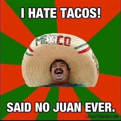 I Hate Tacos!!!