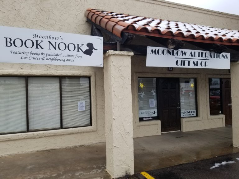 Moonbow's Book Nook: The Site for Southwestern Authors