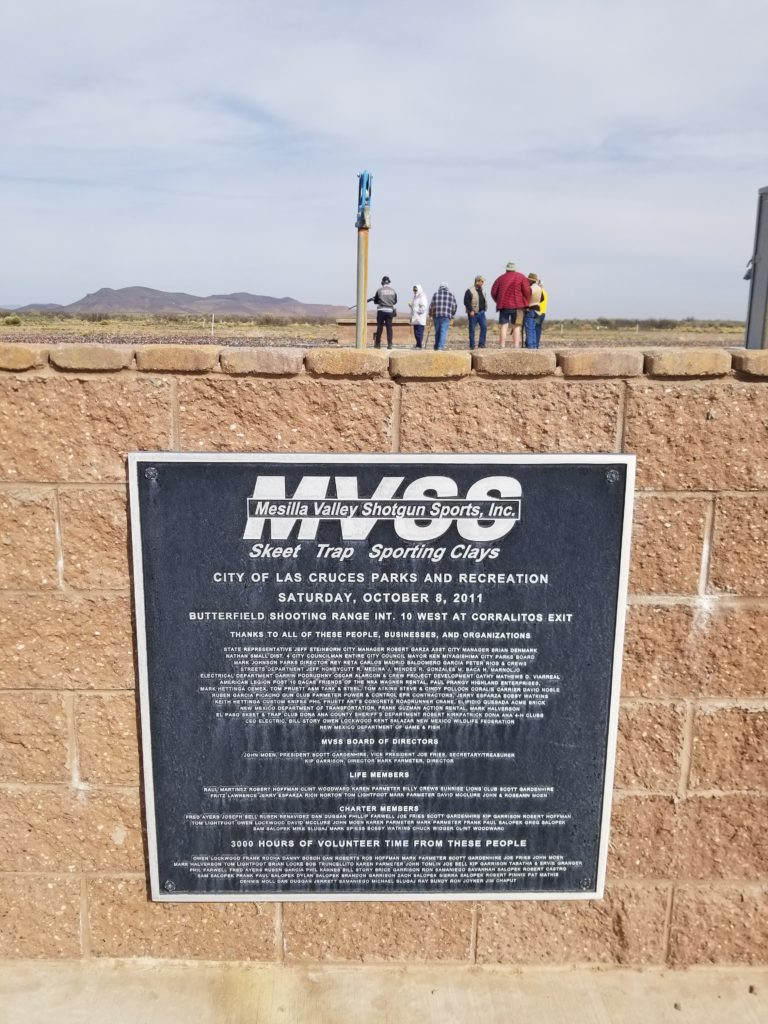 Youth Clay Target Challenge: Hosted by Mesilla Valley Shotgun Sports