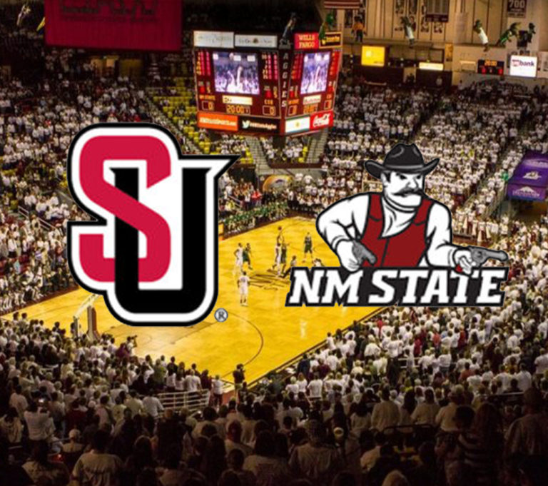 New Mexico State Gets Conference Win Over Seattle 72-64